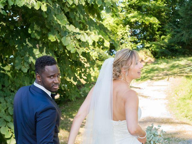 Le mariage de Rahim et Isabelle à Reignier, Haute-Savoie 7