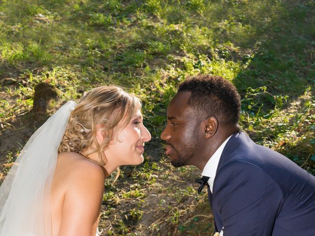Le mariage de Rahim et Isabelle à Reignier, Haute-Savoie 8