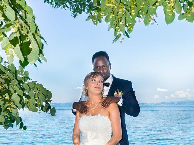 Le mariage de Rahim et Isabelle à Reignier, Haute-Savoie 9