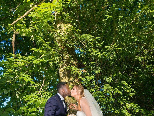 Le mariage de Rahim et Isabelle à Reignier, Haute-Savoie 13