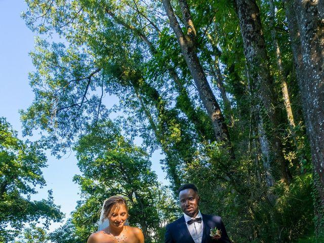 Le mariage de Rahim et Isabelle à Reignier, Haute-Savoie 14
