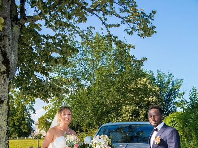 Le mariage de Rahim et Isabelle à Reignier, Haute-Savoie 15