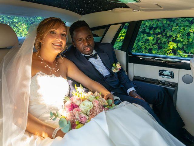 Le mariage de Rahim et Isabelle à Reignier, Haute-Savoie 16