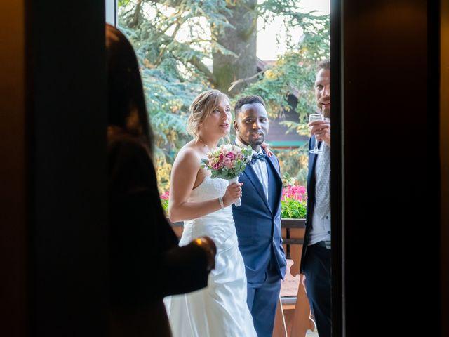Le mariage de Rahim et Isabelle à Reignier, Haute-Savoie 22