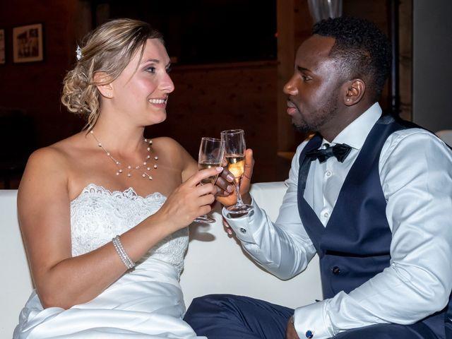 Le mariage de Rahim et Isabelle à Reignier, Haute-Savoie 34