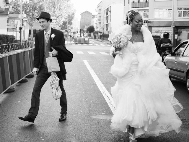 Le mariage de Grégoire et Sophia à Asnières sur Seine, Hauts-de-Seine 20
