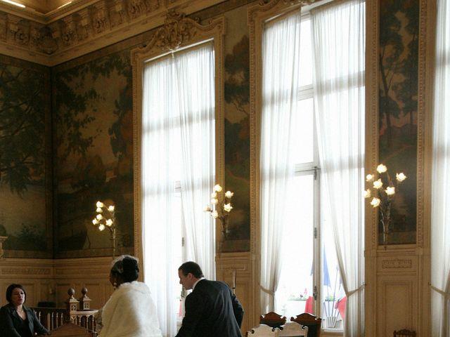 Le mariage de Grégoire et Sophia à Asnières sur Seine, Hauts-de-Seine 23