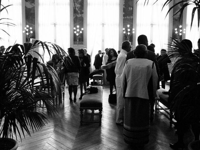 Le mariage de Grégoire et Sophia à Asnières sur Seine, Hauts-de-Seine 26