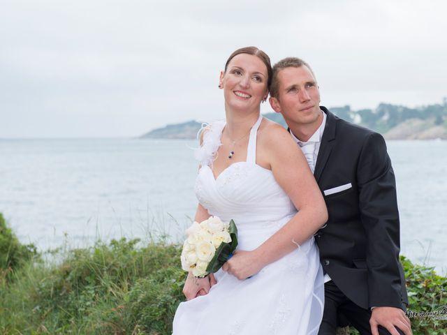 Le mariage de Damien et Audrey à Moëlan-sur-Mer, Finistère 1