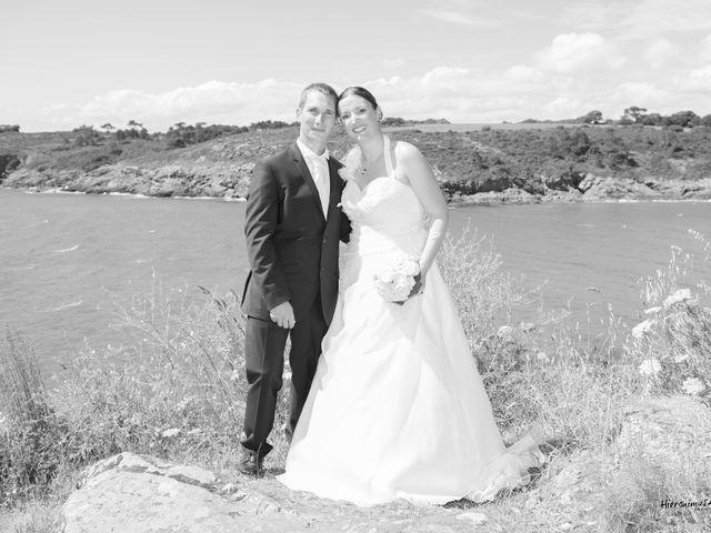 Le mariage de Damien et Audrey à Moëlan-sur-Mer, Finistère 5