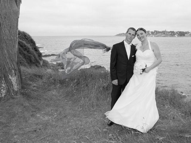 Le mariage de Damien et Audrey à Moëlan-sur-Mer, Finistère 6