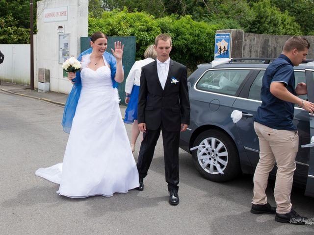 Le mariage de Damien et Audrey à Moëlan-sur-Mer, Finistère 9
