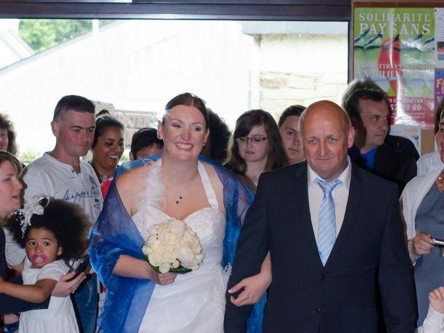 Le mariage de Damien et Audrey à Moëlan-sur-Mer, Finistère 11
