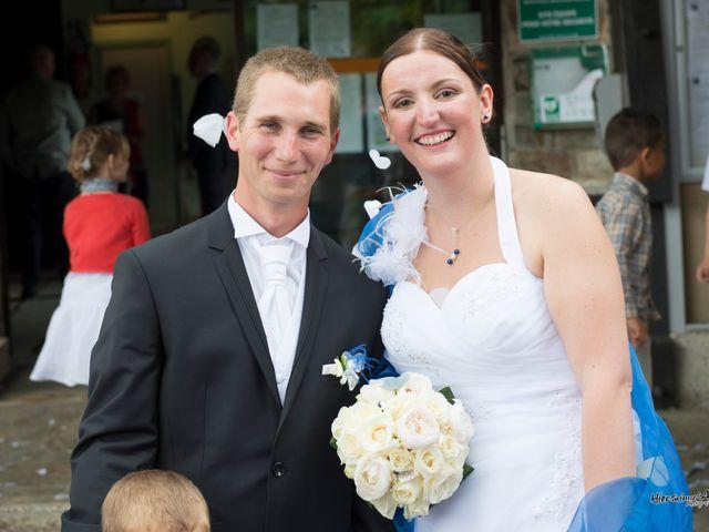 Le mariage de Damien et Audrey à Moëlan-sur-Mer, Finistère 14