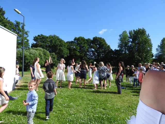 Le mariage de Damien et Audrey à Moëlan-sur-Mer, Finistère 16