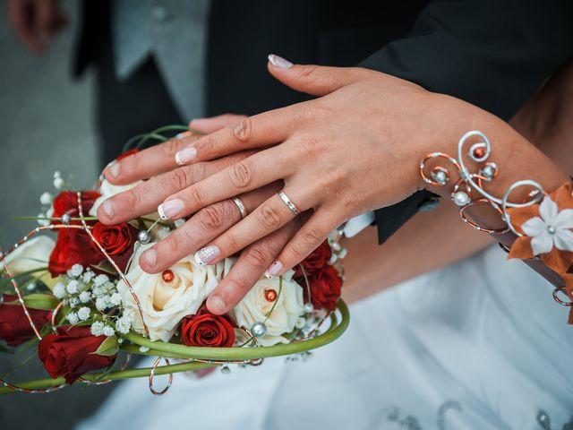 Le mariage de Ludovic et Karine à Rouillac, Charente 16