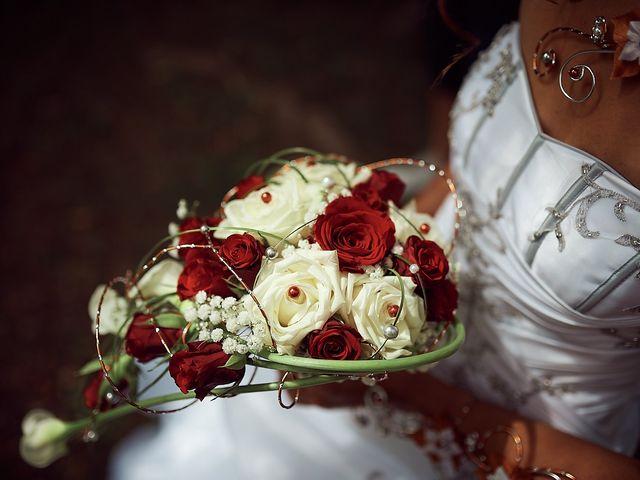 Le mariage de Ludovic et Karine à Rouillac, Charente 17