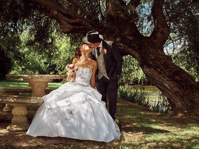 Le mariage de Ludovic et Karine à Rouillac, Charente 18
