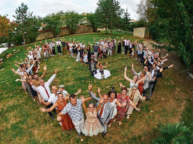 Le mariage de Ludovic et Karine à Rouillac, Charente 22