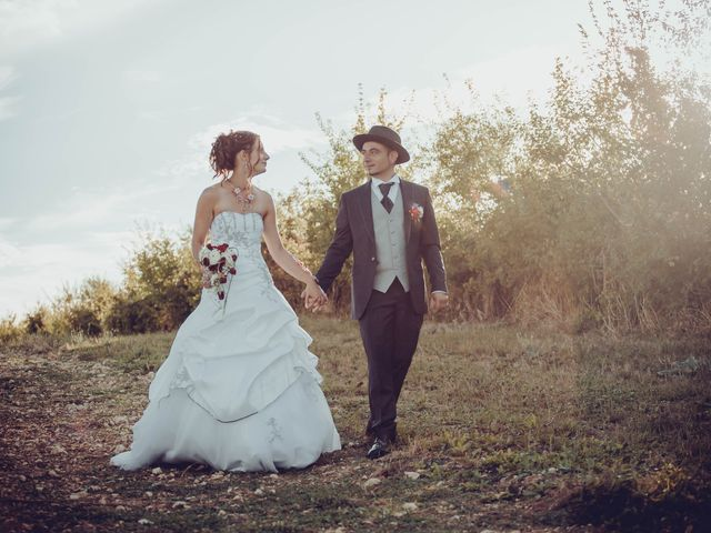 Le mariage de Ludovic et Karine à Rouillac, Charente 37
