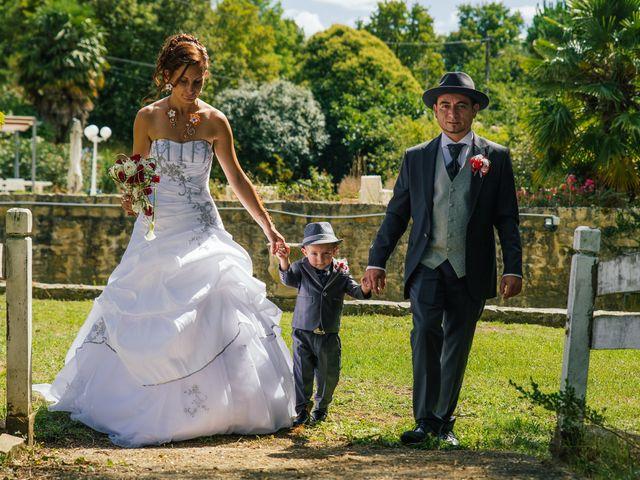 Le mariage de Ludovic et Karine à Rouillac, Charente 44