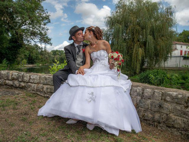 Le mariage de Ludovic et Karine à Rouillac, Charente 45