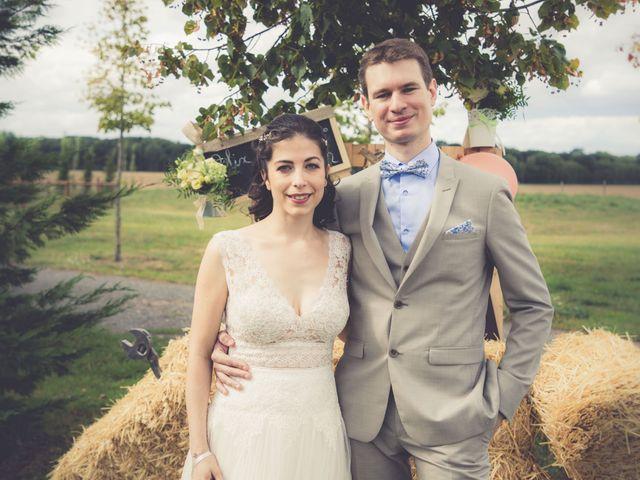 Le mariage de Benjamin et Alix à La Chapelle-Gauthier, Seine-et-Marne 2