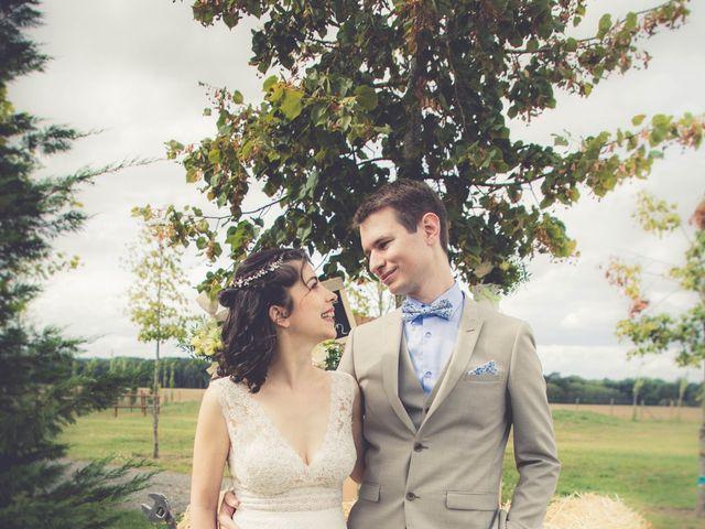 Le mariage de Benjamin et Alix à La Chapelle-Gauthier, Seine-et-Marne 5
