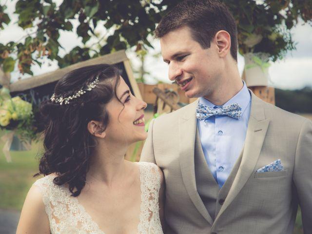 Le mariage de Benjamin et Alix à La Chapelle-Gauthier, Seine-et-Marne 6
