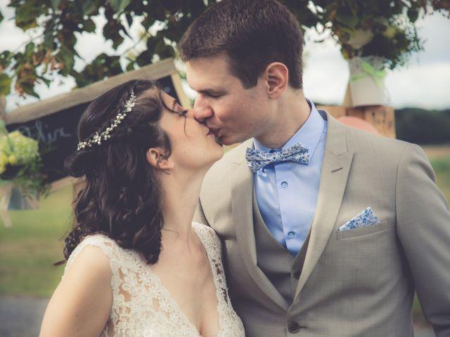 Le mariage de Benjamin et Alix à La Chapelle-Gauthier, Seine-et-Marne 7