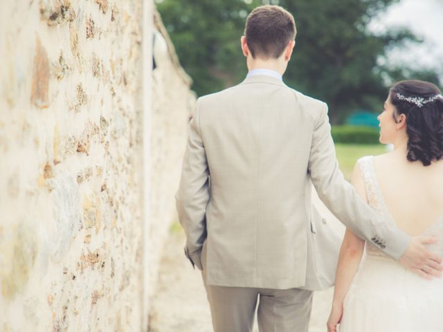 Le mariage de Benjamin et Alix à La Chapelle-Gauthier, Seine-et-Marne 8