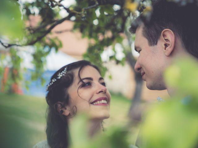 Le mariage de Benjamin et Alix à La Chapelle-Gauthier, Seine-et-Marne 11
