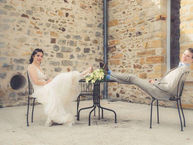 Le mariage de Benjamin et Alix à La Chapelle-Gauthier, Seine-et-Marne 15