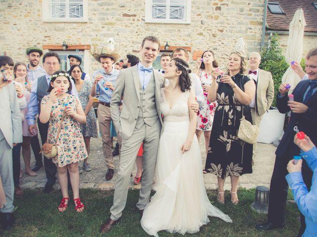 Le mariage de Benjamin et Alix à La Chapelle-Gauthier, Seine-et-Marne 28