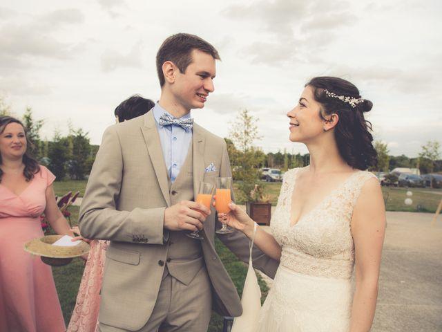Le mariage de Benjamin et Alix à La Chapelle-Gauthier, Seine-et-Marne 30