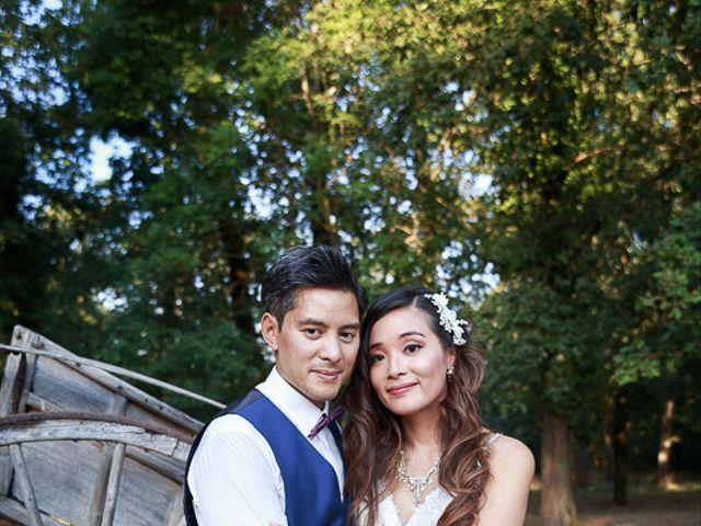 Le mariage de Claude et Karine à Toulouse, Haute-Garonne 9