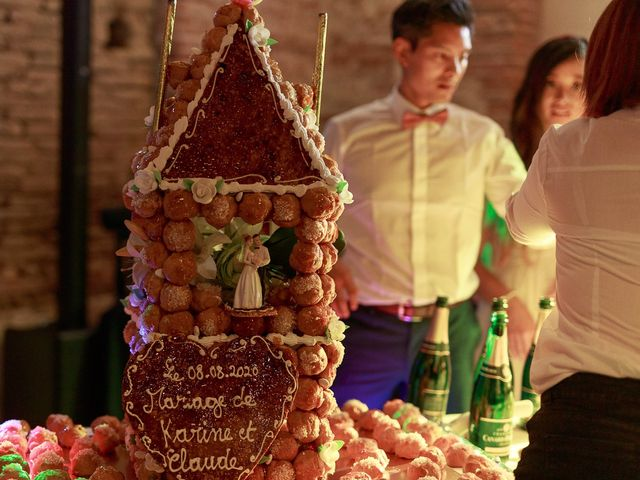 Le mariage de Claude et Karine à Toulouse, Haute-Garonne 13