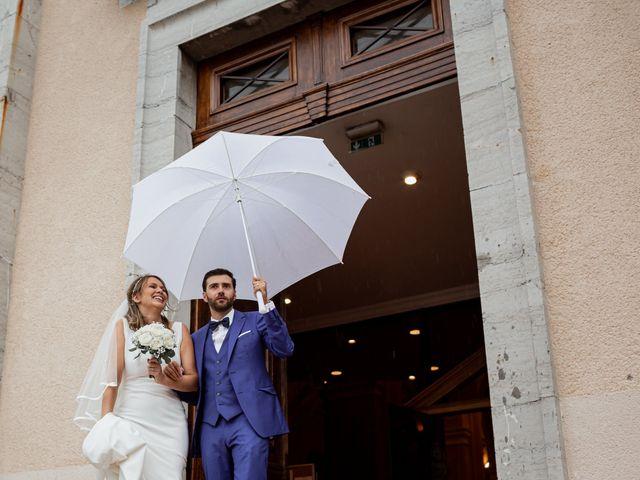 Le mariage de Julien et Margaux à Annecy-le-Vieux, Haute-Savoie 33