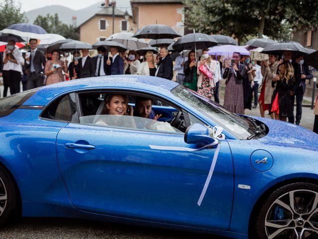 Le mariage de Julien et Margaux à Annecy-le-Vieux, Haute-Savoie 34
