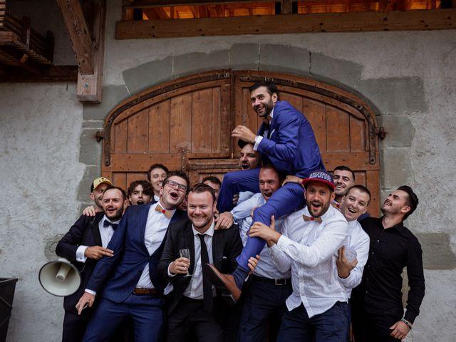 Le mariage de Julien et Margaux à Annecy-le-Vieux, Haute-Savoie 51