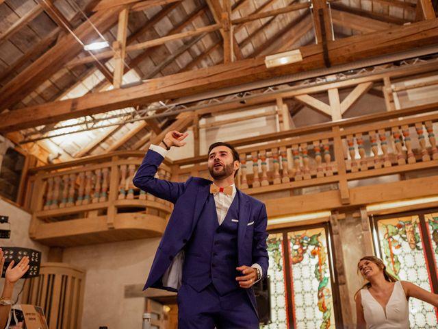Le mariage de Julien et Margaux à Annecy-le-Vieux, Haute-Savoie 56