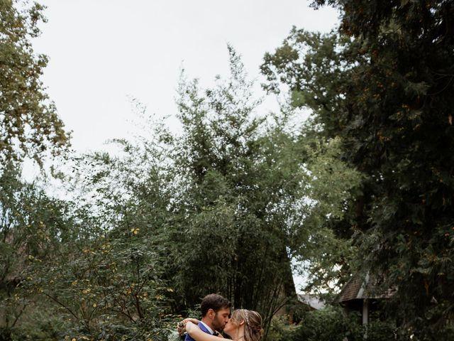 Le mariage de Julien et Margaux à Annecy-le-Vieux, Haute-Savoie 74