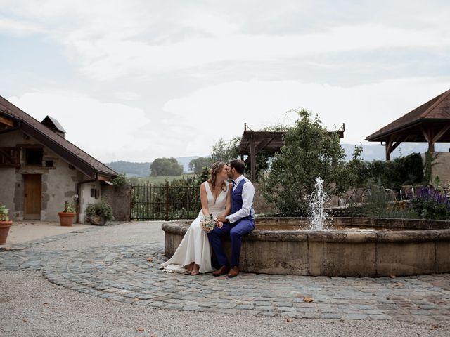 Le mariage de Julien et Margaux à Annecy-le-Vieux, Haute-Savoie 76