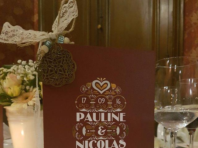 Le mariage de Nicolas et Pauline à Chambly, Oise 3
