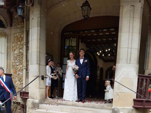 Le mariage de Nicolas et Pauline à Chambly, Oise 4