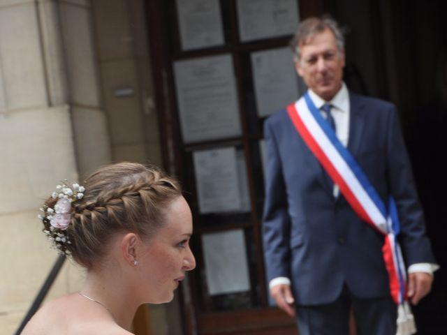 Le mariage de Nicolas et Pauline à Chambly, Oise 5