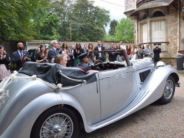 Le mariage de Nicolas et Pauline à Chambly, Oise 1
