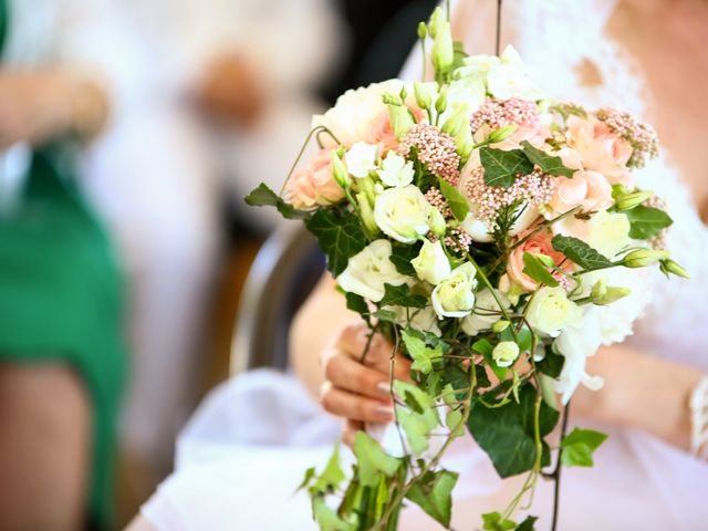 Le mariage de Philippe et Stéphanie à Saint-Laurent-d'Oingt, Rhône 6