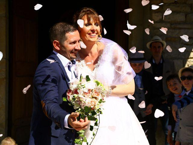 Le mariage de Philippe et Stéphanie à Saint-Laurent-d'Oingt, Rhône 19