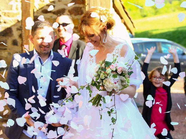 Le mariage de Philippe et Stéphanie à Saint-Laurent-d'Oingt, Rhône 24